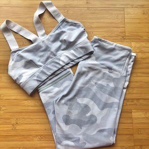 EUC Lilybod Workout Set